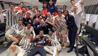 Bị Juventus cầm hòa ở lượt về, Inter Milan mất tấm vé vào chung kết