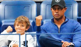 Cha con Tiger Woods cùng thi đấu tại giải PNC Championship