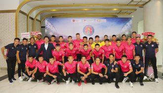 CLB Sài Gòn gây ngạc nhiên khi mong muốn đăng cai vòng bảng AFC Cup