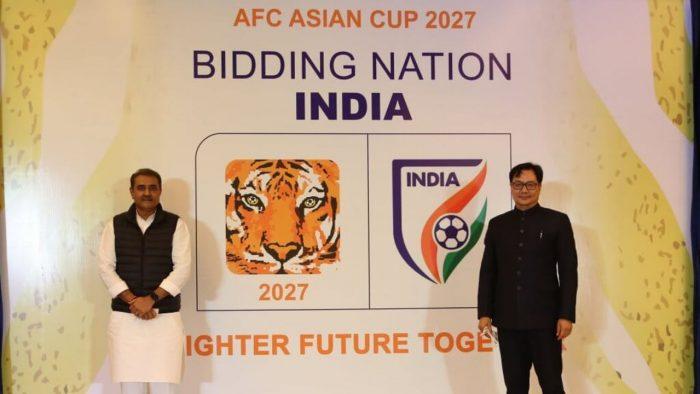 Cuộc vận động đăng cai Cup Bóng đá châu Á năm 2027 chính thức được khởi động trở lại