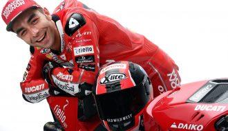 Danillo Petrucci tìm được bến đỗ không xa lạ gì sau khi rời Ducati