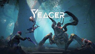 Game săn quái vật mang tên game Yeager mobile độc quyền trên iOS