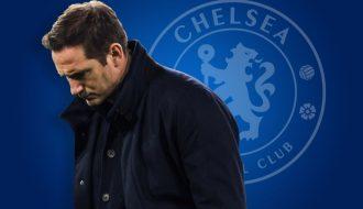HLV Frank Lampard nhận quyết định sa thải từ Chelsea