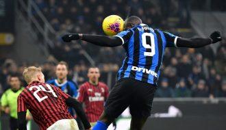 Inter Milan leo lên đầu bảng nhờ cú đúp ngoạn mục của Lukaku