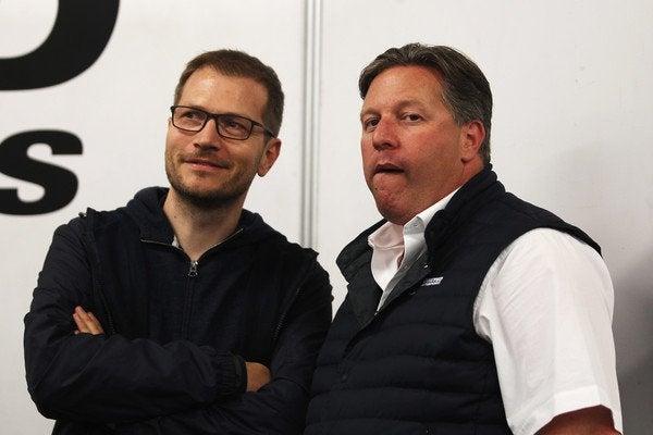 Seidl tự tin rằng đội đua nước Anh có thể 'tiêu tiền' không kém bất kỳ đội đua nào