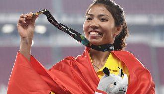 Mơ ước có thêm danh hiệu lớn ở SEA Games 31 của Bùi Thị Thu Thảo