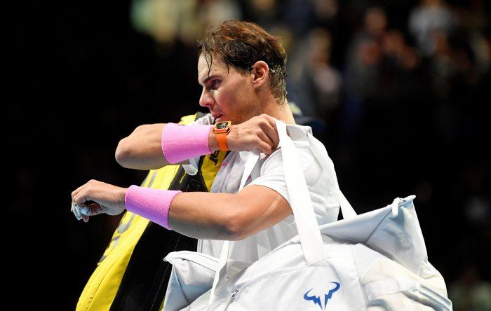 Nadal bất ngờ bị chấn thương và thực hư việc không thể tham dự Australian Open