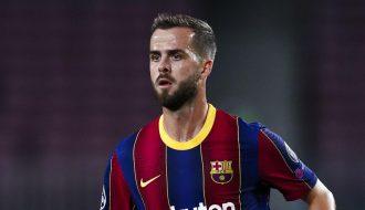 Pjanic đang khốn khổ ở tuổi 30 tại Barca