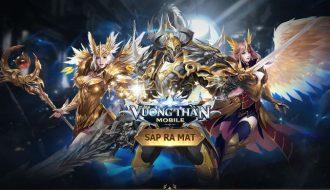 SohaGame phát hành game mới Vương Thần Mobile tại Việt Nam vào 2.2021