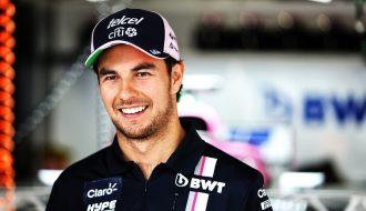 Sự nghiệp tại F1 đầy thăng trầm của tay đua Sergio Perez