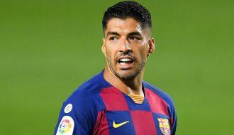 Suarez bị đẩy khỏi Barca chỉ sau một cuộc điện thoại