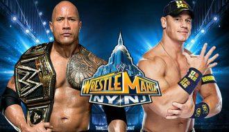 The Rock và John Cena : 2 vị vua trên đấu trường thành công cả trong điện ảnh